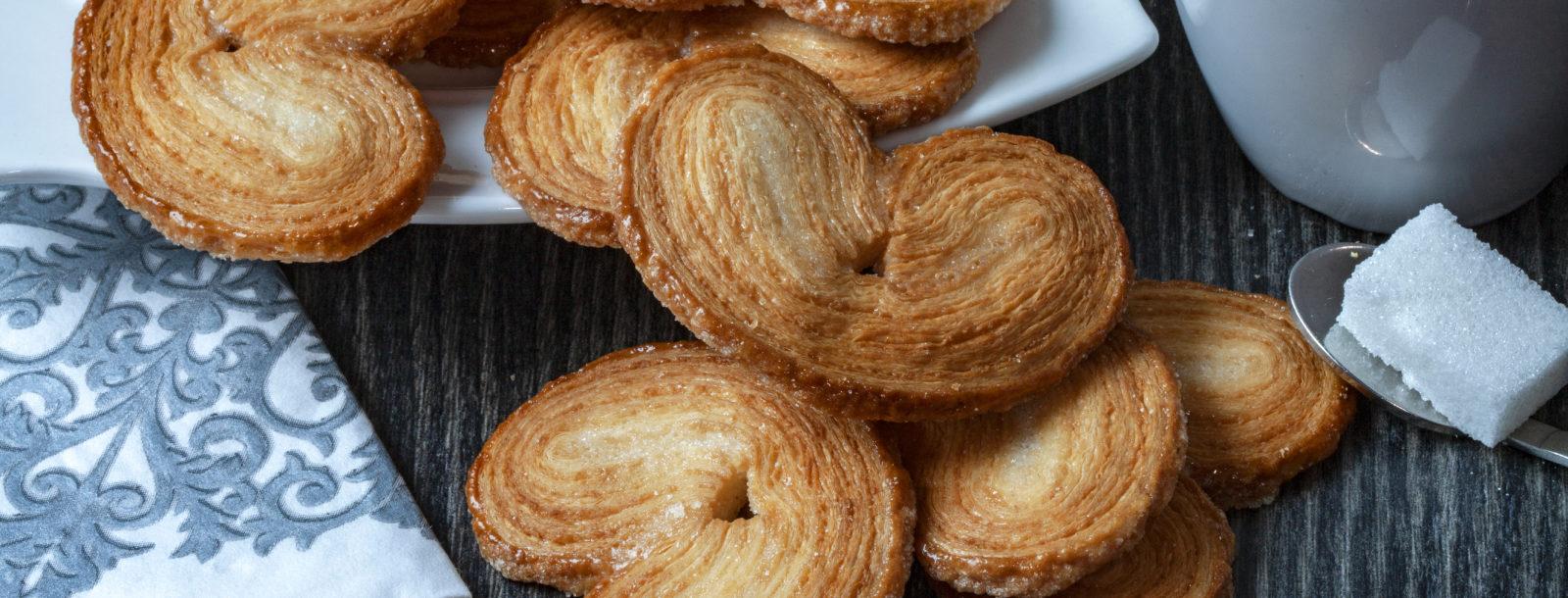 Biscuits Palmiers_la Perruche